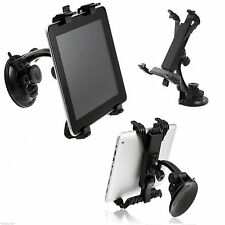 CAR HOLDER MOUNT for APPLE IPAD 2 3 4 5 6 AIR  WINDSCREEN 360 ROTATING
