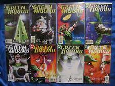 Green Arrow #1-8 VF Kevin Smith (Apr 2001, DC)