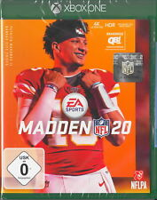 Madden NFL 20 - Xbox ONE -  EA Sports Football Neu & OVP Deutsche Version