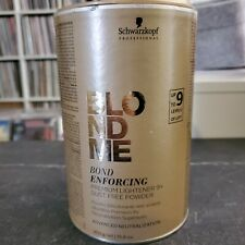 Schwarzkopf Professional BlondMe Premium Lift 9 Hair Bleach Powder - 15.8oz