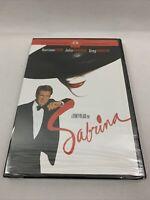 Sabrina (1995) Harrison Ford NEW SEALED DVD FREE SHIPPING