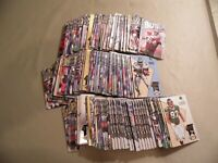 Lot of 125+ 1993 Action Pack Football Trading Cards / Free Domestic Shipping