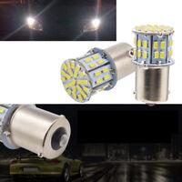 4Pcs/Set 1156 LED Bulbs For RV Car Turn Signal Back Up Reverse Brake Tail Light