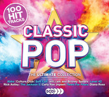 Various Artists : Ultimate Classic Pop CD (2018) ***NEW***