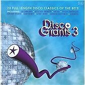 Disco Giants, Vol. 3, Ritchie Family,David Joseph,Stac, Audio CD, New, FREE & Fa