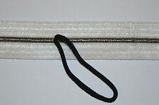 47mm bianco lavorato a maglia elastica Poliestere Elastan multifunzione con corda gioco