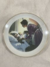 New ListingVintage - Norman Rockwell Plate - Mothers Love