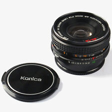 40mm/1.8 Konica Hexanon AR standard per Konica AR (n014947)