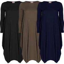 47997054323 Robes noirs en jersey pour femme
