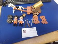 Playmobil Dicke Berta Kanone, mit Kutsche und Soldaten Teil 1