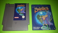 Solstice + Instruction manual - Nintendo 8 bit NES
