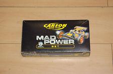 Carson 59275 Mad Power Set Fahrregler + Kugellagersatz + Motorritzel NEU & OVP