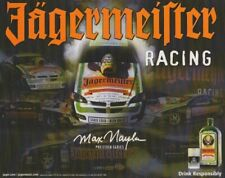2006 Max Naylor Jägermeister Dodge Stratus R/T Pro Stock NHRA postcard