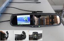 """Rearview mirror+3.5""""backup camera display,fit Hyundai,KIA,Ssangyong,MG,Buick,OEM"""