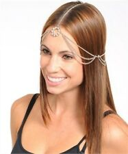 Cleopatra TRIBAL Goth Burlesque Belly Dance Dancing Fairy Head Band HEADDRESS