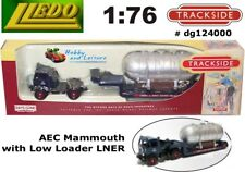 Trackside 1/76 AEC MAMMOTH,w/Load LNER Lledo #DG 124000. Compliments OO Gauge