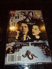 THE X-FILES Comic - SEASON 1 - Vol 1 - Date 12/1997 - Ice - Topps Comic