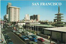 Vintage Postcard - Japanese Trade Center, San Francisco, California EX Unused