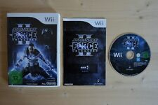Wii - Star Wars: The Force Unleashed 2 - (OVP, mit Anleitung)