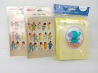 Avanti Baby Shower Cards New & Thanks for the Baby Gift Card All With Envelopes