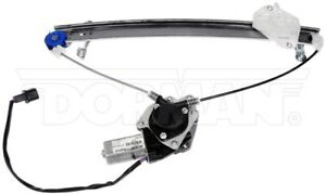Dorman 751-342 Power Window Regulator And Motor Assembly For 08-11 Impreza