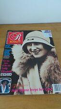 1990 ROYALTY Magazine Vol 9/5 Princess Diana Lady Elizabeth Queen Mother ++