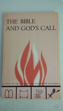 Bible and God's Call Paperback – 1962 by Howard C.; Shroyer, Montgomery J. Kee (