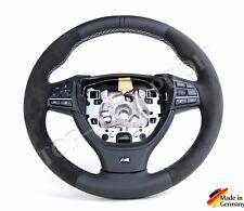 BMW F01 F02 F10 F11 F07 F12 F13 M Sport Lenkrad neu beziehen mit Alcantara 534