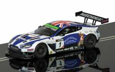 Aston Martin GT Scalextric Slot Cars