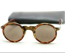 JEAN PAUL GAULTIER 56-3272 sunglasses vintage bronze brown oval round glasses
