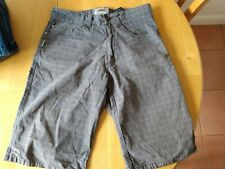 mens craghoppers shorts size 30 used, and loved, hole in one pocket.