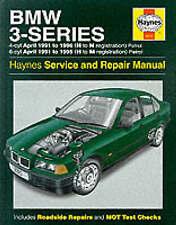 3 Series Workshop Manuals Haynes Car Service & Repair Manuals