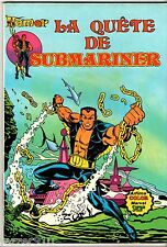 NAMOR n°9 ¤ LA QUETE DE SUBMARINER ¤ 1980 ARTIMA COLOR