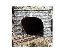 Woodland Scenics C1157 2 x Cut Stone Double Track Portals 1:160 Scale / N Gauge
