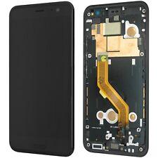 HTC U11 Komplettes LCD Display Touchscreen Schwarz + mit Rahmen