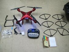 Holy Stone HS100 RC Drone Quadcopter Kit w Camera - Red