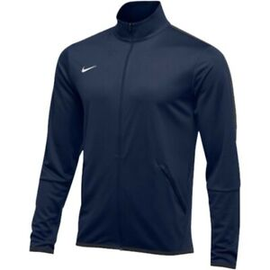 Nike Men's Epic Training Track Jacket 835571-418 (Navy) L