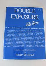 Double Exposure, Take Three (1992, Hardcover) Roddy McDowall Celebrity Photos