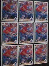 Larry Walker 1991 Upper Deck #536 – 25 card lot  -  Take a Look!!!
