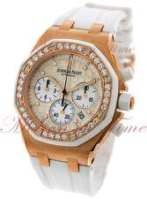 Audemars Piguet Royal Oak Offshore Diamond Ladies Watch R/G 26048OK.ZZ.D010CA.01