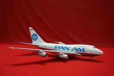 Pan Am Clipper Princess Grace Polish B747SP 1:200 N538PA Die-cast Airplane Model