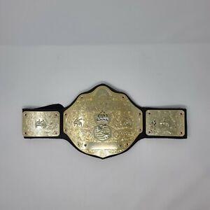 2010 Mattel WWE World Heavyweight Championship Wrestling Belt Toy for Kids
