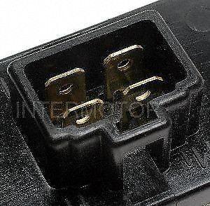 Blower Motor Resistor Standard Motor Products RU274