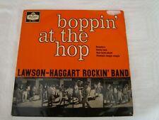 Lawson-Haggart Rockin' Band - Boppin' at the Hop - Brunswick OE 9451