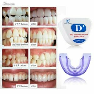 Myobrace Tooth Orthodontics Braces Veneers Anti Molar Orthodontic Retainers Dent
