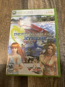 Dead or Alive: Xtreme 2 (Microsoft Xbox 360, 2006) Complete. Tested