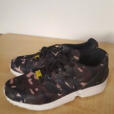 Adidas Man's Flux Camo ZX Torsion Camouflage Equipment Radical Army 5UK 38EU
