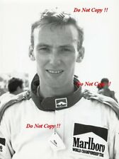 Bertrand Gachot Coloni F1 Portrait 1990 Photograph 1
