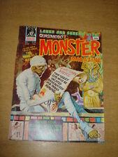 QUASIMODO'S MONSTER MAGAZINE #8 FN (6.0) MAY 1976 MAYFAIR HORROR MAGAZINE<