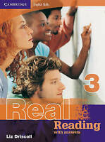 Cambridge English Skills Real Reading 3 with answers by Driscoll, Liz (Paperback